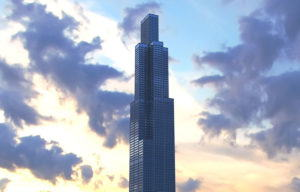 Skyscraper Free 3D Model