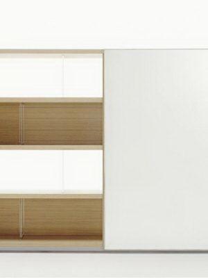 Sliding Door Cabinet 3D Model