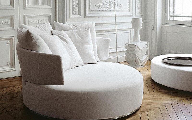 Soft Armchair 3D Model