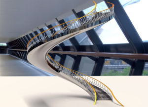 Stairwell Free 3D Model