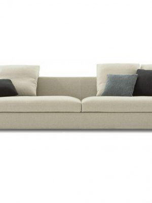 Straight Modular Sofa 3D Model
