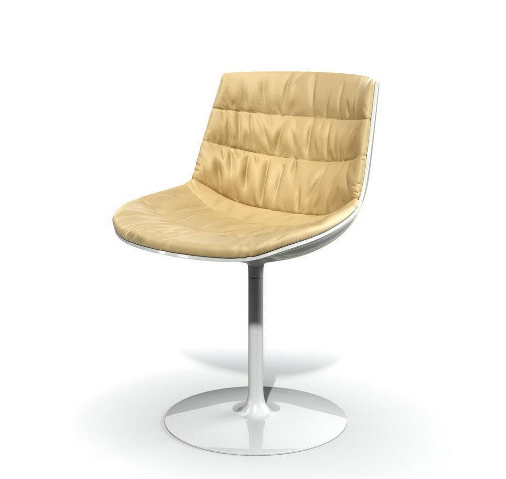 Swivel Base Chair 3D Model