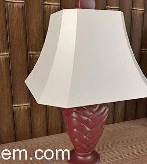 Table Light 3D Model