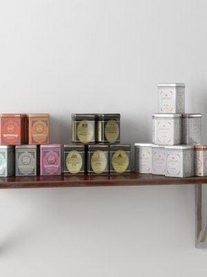 Tea Cans 3D Model