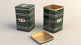 Teabox 3D Model
