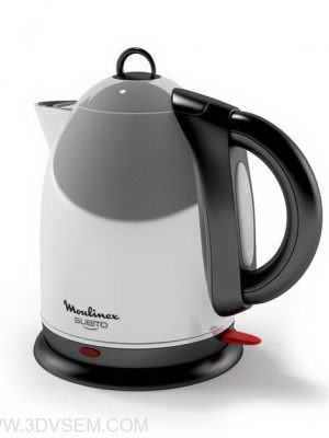 Teapot Free 3D Model