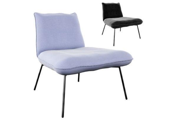 Upholstered Armchair 3D Model