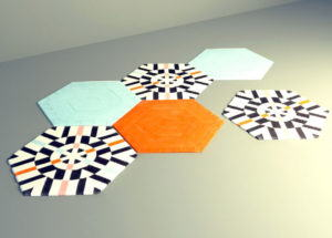 Vinyl Carpet Free 3D Model