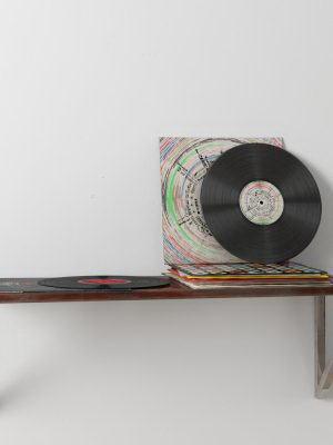 Vinyl Records 3D Model