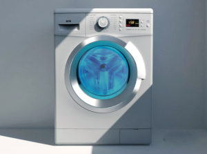 Washing Machine Free 3D Model