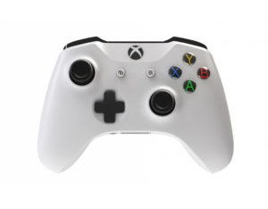 Xbox One Controller 3D Model