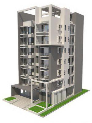 Apartment Building Exterior Design