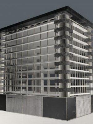 Building 3D Model