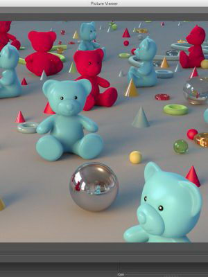 Cinema 4D Optimising Scenes