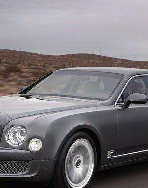 Bentley Mulsanne 3D Model
