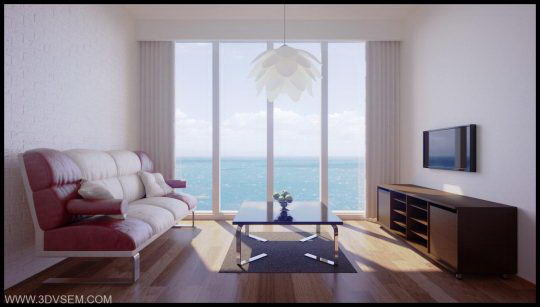 Interior Design 3d Model Free C4d Models