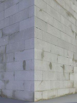 Concrete Bricks Wall Texture