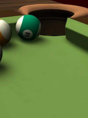 free pool balls by wasabi3d
