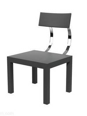Hi-Tech Chair 3D Model