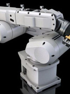 Industry Robot Arm 3D Model