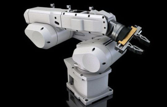 Industry Robot Arm 3D Model - Free C4D Models