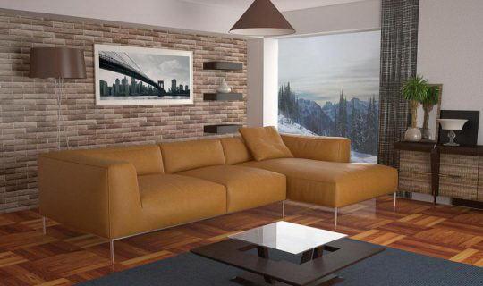 Living Room Interior Scene For Cinema 4d Free C4d Models