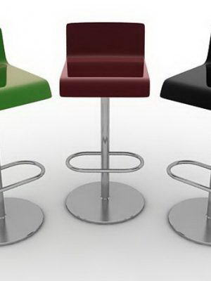 Stool Bar Chair 3D Model
