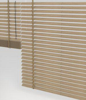 Window Blinds 3D Model